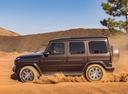 Фото авто Mercedes-Benz G-Класс W464, ракурс: 90 цвет: коричневый