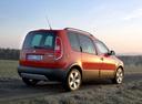 Фото авто Skoda Roomster 1 поколение, ракурс: 225