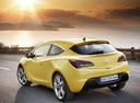 Фото авто Opel Astra J [рестайлинг], ракурс: 135 цвет: желтый
