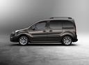 Фото авто Peugeot Partner 2 поколение [2-й рестайлинг], ракурс: 90 цвет: коричневый