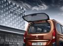 Фото авто Peugeot Rifter 1 поколение, ракурс: 225 цвет: оранжевый
