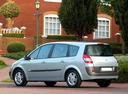Фото авто Renault Scenic 2 поколение, ракурс: 135