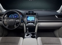 Фото авто Toyota Camry XV50, ракурс: торпедо