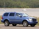 Фото авто Chrysler Aspen 1 поколение, ракурс: 270