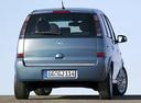Фото авто Opel Meriva 1 поколение [рестайлинг], ракурс: 180