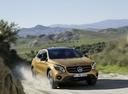Фото авто Mercedes-Benz GLA-Класс X156 [рестайлинг], ракурс: 315 цвет: золотой