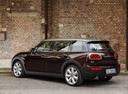 Фото авто Mini Clubman 2 поколение, ракурс: 135 цвет: бордовый