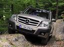 Фото авто Mercedes-Benz GLK-Класс X204,  цвет: коричневый