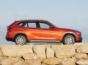 Фото авто BMW X1 E84 [рестайлинг], ракурс: 270 цвет: оранжевый