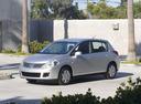 Фото авто Nissan Versa 1 поколение, ракурс: 45