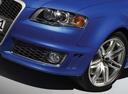 Фото авто Audi RS 4 B7, ракурс: передние фары