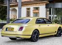 Фото авто Bentley Mulsanne 2 поколение [рестайлинг], ракурс: 225 цвет: золотой