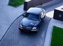 Фото авто ГАЗ 31105 Волга 1 поколение, ракурс: сверху цвет: черный