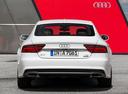Фото авто Audi A7 4G [рестайлинг], ракурс: 180 цвет: белый