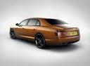 Фото авто Bentley Flying Spur 1 поколение, ракурс: 135 - рендер цвет: коричневый