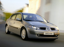 Фото авто Renault Megane 2 поколение, ракурс: 315