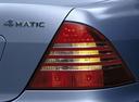 Фото авто Mercedes-Benz S-Класс W220 [рестайлинг], ракурс: задние фонари