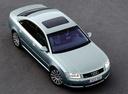 Фото авто Audi A8 D3/4E, ракурс: сверху