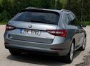 Фото авто Skoda Superb 3 поколение, ракурс: 180 цвет: серый