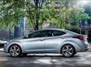Фото авто Hyundai Elantra MD [рестайлинг], ракурс: 90 цвет: серебряный