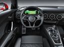 Фото авто Audi TT 8S [рестайлинг], ракурс: салон целиком