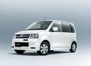 Фото авто Mitsubishi eK H81W, ракурс: 45 цвет: белый