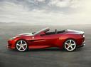 Фото авто Ferrari Portofino 1 поколение, ракурс: 90 цвет: красный
