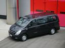 Фото авто Hyundai H-1 Grand Starex, ракурс: 45 цвет: черный
