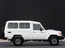 Фото авто Toyota Land Cruiser J70 [3-й рестайлинг], ракурс: 225