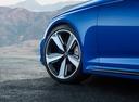 Фото авто Audi RS 4 B9, ракурс: колесо цвет: голубой