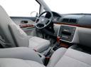 Фото авто Volkswagen Sharan 1 поколение [2-й рестайлинг], ракурс: торпедо