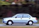 Фото авто Daihatsu Charade 4 поколение [рестайлинг], ракурс: 270