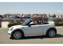 Фото авто Mini Roadster 1 поколение, ракурс: 90 цвет: серебряный