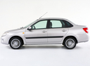Новый ВАЗ (Lada) Granta, белый , 2017 года выпуска, цена 389 900 руб. в автосалоне