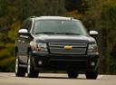 Фото авто Chevrolet Tahoe GMT900,  цвет: черный