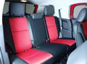 Фото авто Toyota FJ Cruiser 1 поколение [рестайлинг], ракурс: задние сиденья
