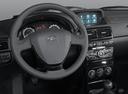 Фото авто ВАЗ (Lada) Priora 1 поколение [рестайлинг], ракурс: рулевое колесо