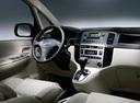 Фото авто Toyota Corolla Verso 1 поколение, ракурс: торпедо