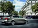 Фото авто Volkswagen Passat B7, ракурс: 225 цвет: коричневый