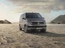 Фото авто Volkswagen California T6, ракурс: 315 цвет: серый