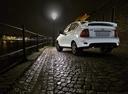Фото авто ВАЗ (Lada) Priora 1 поколение [рестайлинг], ракурс: 135 цвет: белый