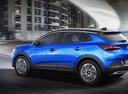 Фото авто Opel Grandland X 1 поколение, ракурс: 135 цвет: синий