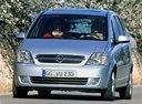 Фото авто Opel Meriva 1 поколение, ракурс: 45