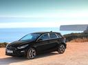 Фото авто Kia Cee'd 3 поколение, ракурс: 45 цвет: черный