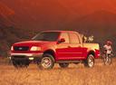 Фото авто Ford F-Series 10 поколение, ракурс: 45
