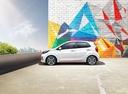 Фото авто Kia Picanto 3 поколение, ракурс: 90 цвет: белый