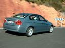 Фото авто BMW 3 серия E90/E91/E92/E93, ракурс: 225 цвет: голубой