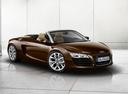 Фото авто Audi R8 1 поколение [рестайлинг], ракурс: 315 цвет: коричневый