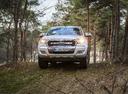 Фото авто Ford Ranger 4 поколение [рестайлинг],  цвет: серебряный