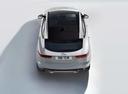 Фото авто Jaguar E-Pace 1 поколение, ракурс: сверху цвет: белый